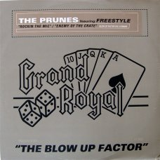"""The Prunes Featuring Freestyle - Blow Up Factor Vol.4, 12"""""""