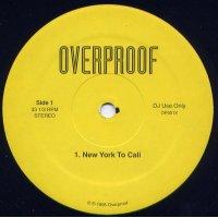 "Rakim / Leroy Smart / Buju Banton - New York To Cali / Ballistic Affair / What Ya Gonna Do?, 12"""