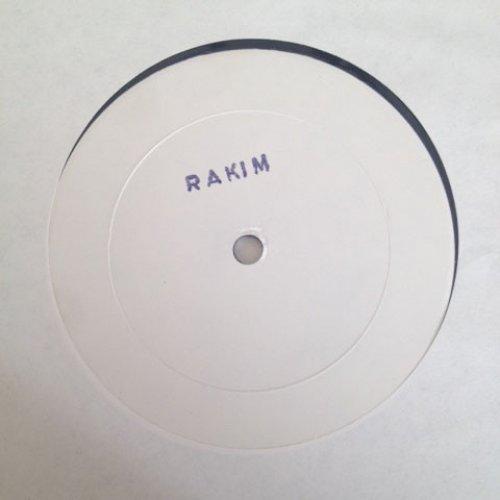 "Rakim - Unreleased Shit '96, 12"""