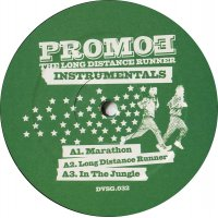 Promoe - The Long Distance Runner Instrumentals, 2xLP