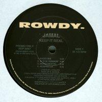 "Jamal - Keep It Real / Unf***wittable, 12"", Promo"