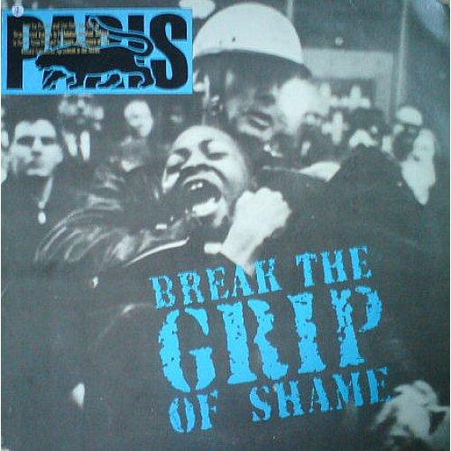 """Paris - Break The Grip Of Shame, 12"""", Promo"""