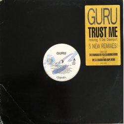 "Guru - Trust Me, 12"", Promo"