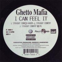 """Ghetto Mafia - Straight Country / I Got Yay!, 12"""""""