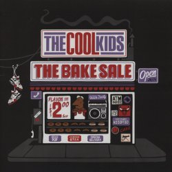 """The Cool Kids - The Bake Sale, 2x12"""", EP"""