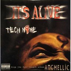 "Tech N9ne - It's Alive, 12"", Promo"