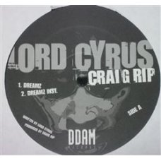 "Lord Cyrus - Dreamz / Dainjah, 12"""