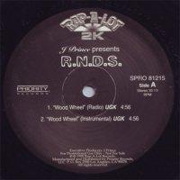 """UGK / Goodie Mob - Wood Wheel / Good, 12"""", Promo"""