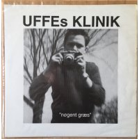 Uffes Klinik - Nøgent Græs, LP, Mini-Album