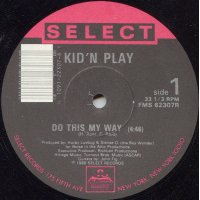 "Kid 'N' Play - Do This My Way, 12"""