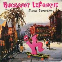 Buckshot LeFonque - Music Evolution, LP