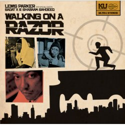 "Lewis Parker - Walking On A Razor, 12"", EP"