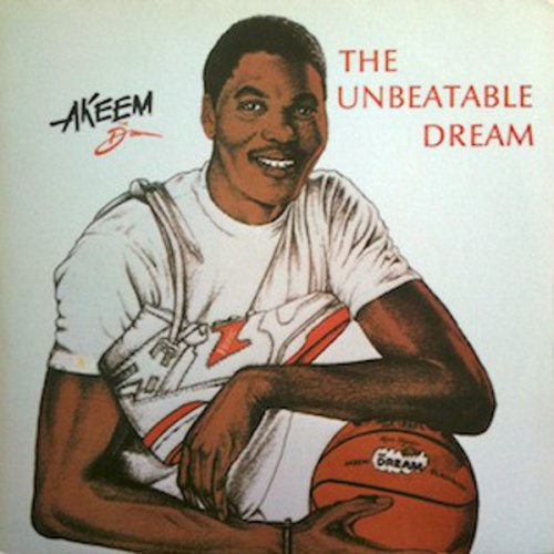"Akeem The Dream & Hurt'Em Bad - The Unbeatable Dream, 12"", Promo"