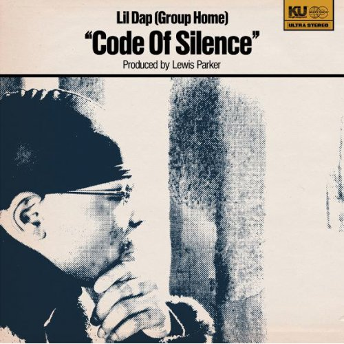 """Lil' Dap - Code Of Silence, 12"""", Deluxe Edition"""