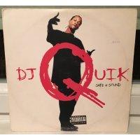 """DJ Quik - Safe + Sound, 12"""", Promo"""