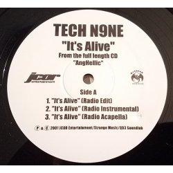 """Tech N9ne - It's Alive, 12"""""""