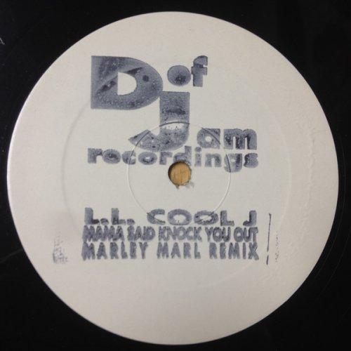 "LL Cool J - Mama Said Knock You Out - Marley Marl Remix, 12"""