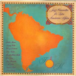 Willis Conover And The Jazz Committee For Latin American Affairs - Jazz Committee For Latin American Affairs, LP