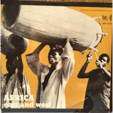 Various - Africa East And West, LP