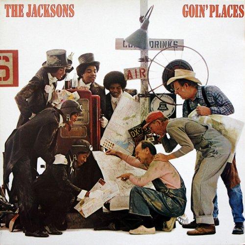 The Jacksons - Goin' Places, LP, Reissue