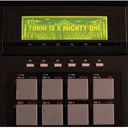 "Tonni Is x Mighty One - Tonni Is x Mighty One, 12"", EP (Sort vinyl)"