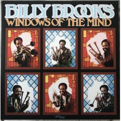 Billy Brooks - Windows Of The Mind, LP, Reissue