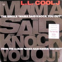 L.L. Cool J - Mama Said Knock You Out, 12""