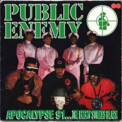 Public Enemy - Apocalypse 91... The Enemy Strikes Black, 2xLP