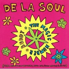 "De La Soul - The Magic Number / Buddy, 12"""