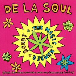 De La Soul - The Magic Number / Buddy, 12""