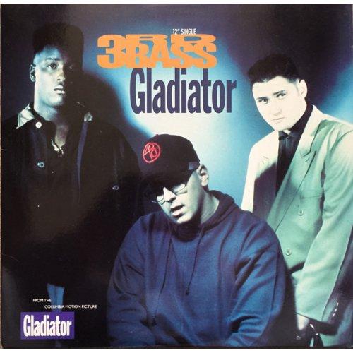 "3rd Bass - Gladiator, 12"""