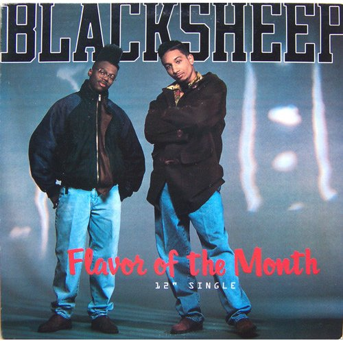 Black Sheep - Flavor Of The Month, 12""