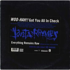 """Busta Rhymes - Woo-Hah!! Got You All In Check, 12"""""""