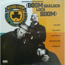 House Of Pain - Shamrocks And Shenanigans (Boom Shalock Lock Boom), 12""