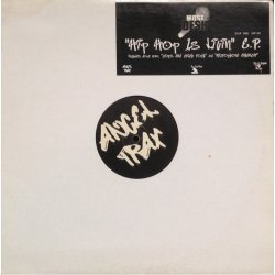 "Most Desh - Hip Hop Is Livin, 12"", EP"