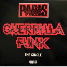 """Paris - Guerrilla Funk, 12"""""""