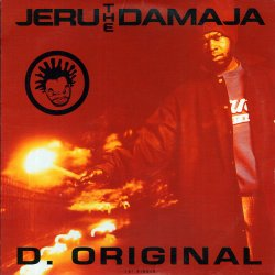 Jeru The Damaja - D. Original, 12""