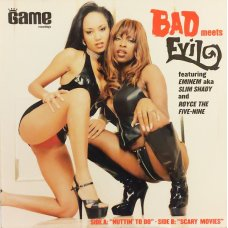 """Bad Meets Evil Featuring Eminem aka Slim Shady And Royce The Five-Nine - Nuttin' To Do / Scary Movies, 12"""""""