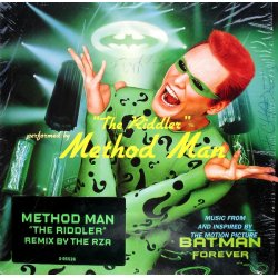 Method Man - The Riddler, 12""