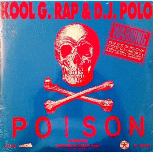 Kool G. Rap & D.J. Polo - Poison, 12""