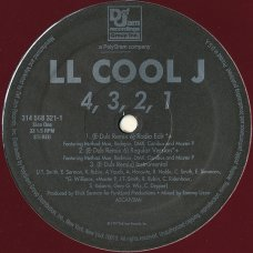 """LL Cool J - 4,3,2,1, 12"""""""