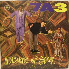 """The 7A3 - Drums Of Steel, 12"""""""