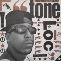 Tone Lōc - Loc'ed After Dark, LP
