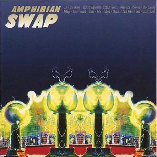 Various - Amphibian Swap, LP