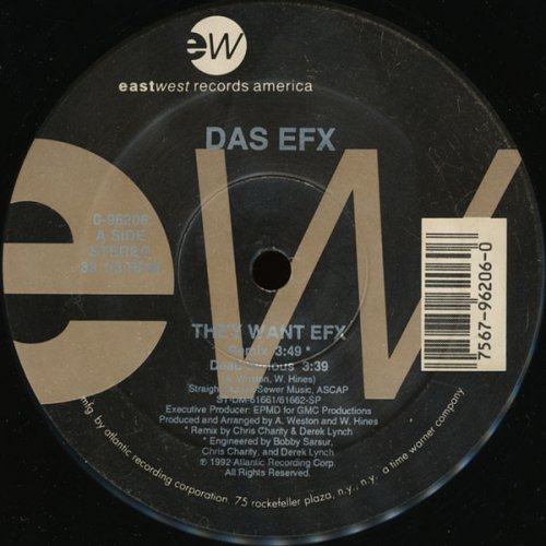 Das EFX - They Want EFX, 12""