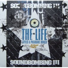 """Styles & Pharoahe Monch / The Beatnuts - The Life / The Trouble Is..., 12"""""""