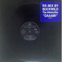 """Tha Alkaholiks - Daaam! (Buckwild Remix), 12"""", Promo"""