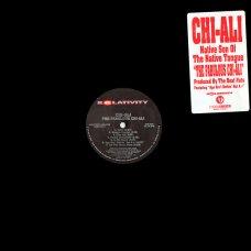 Chi-Ali - The Fabulous Chi-Ali, LP