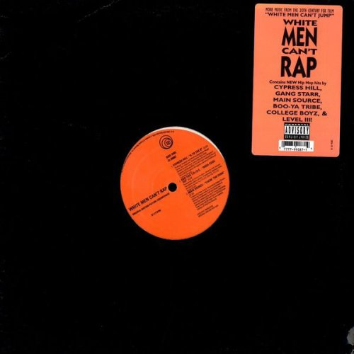 "Various - White Men Can't Rap (More Music From The Twentieth Century Fox Film White Men Can't Jump), 12"", EP"
