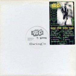 Hi-C - Swing'n, LP, Promo